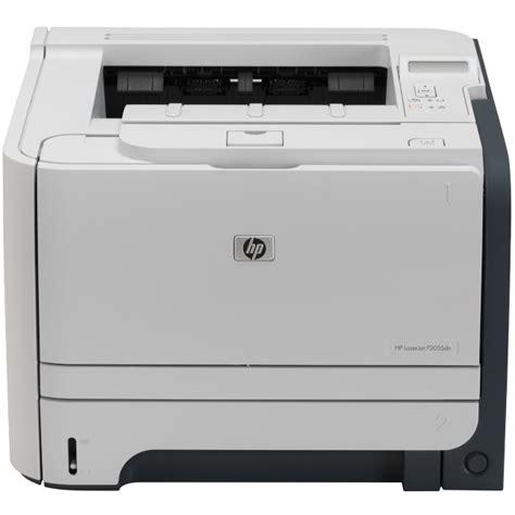 Printer Laserjet P2055dn hp laserjet p2050 p2055dn laser printer monochrome plain paper print desktop quickship