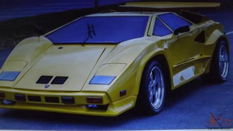 Kit Car Manufacturers Lamborghini Lamborghini Countach Replica Kit Car