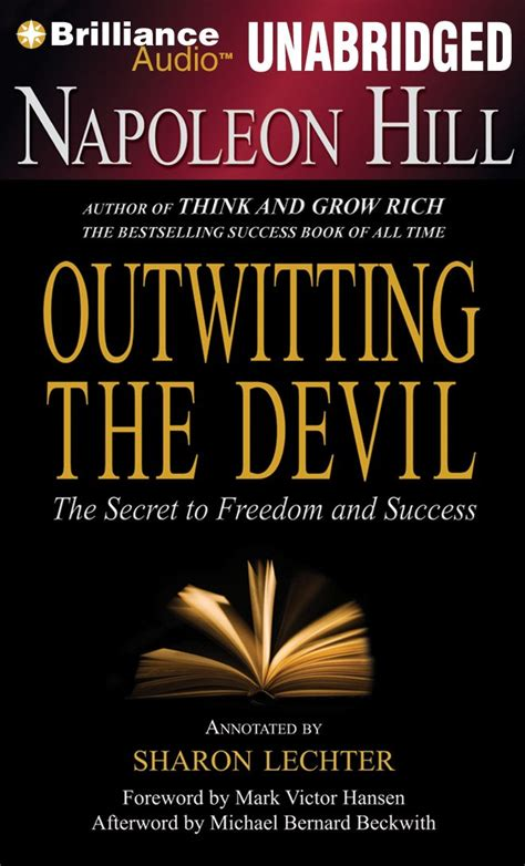 napoleon bonaparte biography audiobook outwitting the devil audiobook napoleon hill foundation