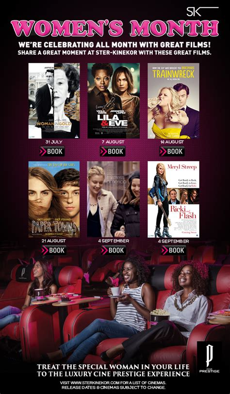 film line up ster kinekor movie line up for women s month the gremlin
