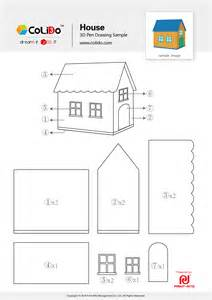 3d Print Templates by Stencils For 3d Pen 3d Printing Is Easier Than