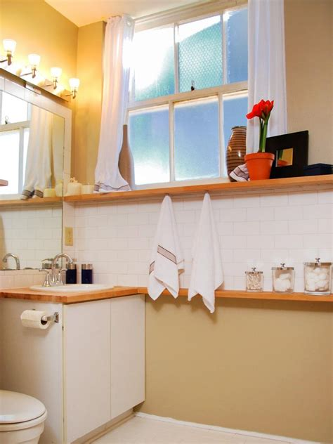 Small Bathroom Storage Solutions Diy Small Bathroom Storage