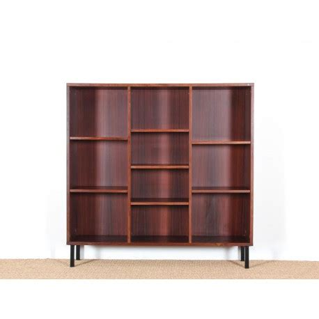 scandinavian rosewood bookcase galerie m 248 bler
