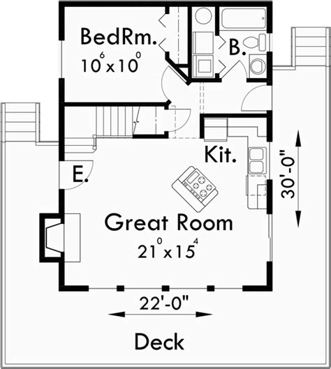great room house plans small a frame house plans house plans with great room 10036