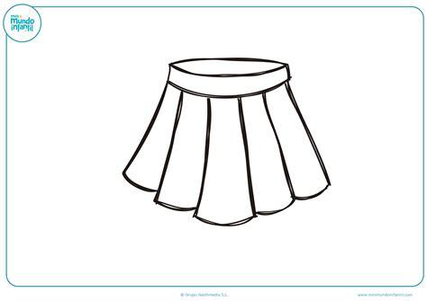 imagenes de vestidos faciles para dibujar dibujos de moda para colorear mundo primaria
