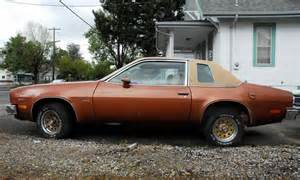 parked cars 1976 chevrolet monza towne coupe