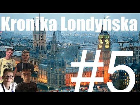 kroniki londynskie dzien  chillera utopia totalna