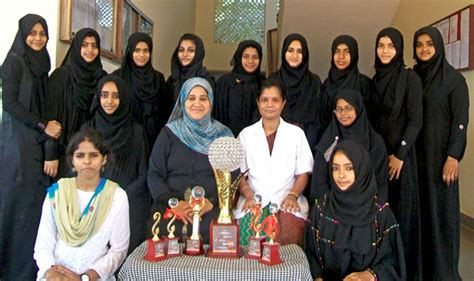 Hira Overal by Hira S College Emerges Overall Chion In Drishti