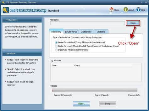 download the pattern password disable zip how to remove forgotten or lost zip files password with