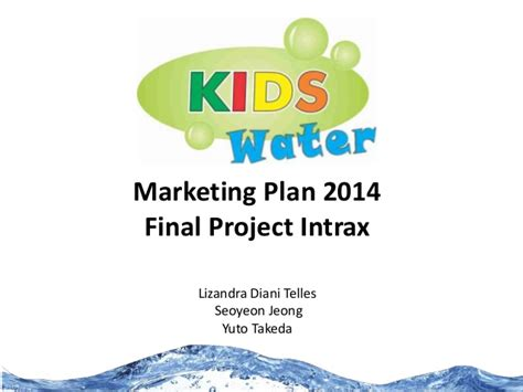 Course Project For Mba 635 by Marketing Plan 2014 Project Intrax