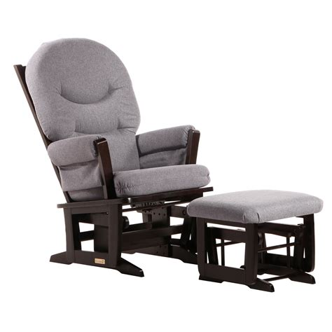Dutailier Ultramotion Modern Glider And Ottoman Reviews Glider Chairs And Ottomans