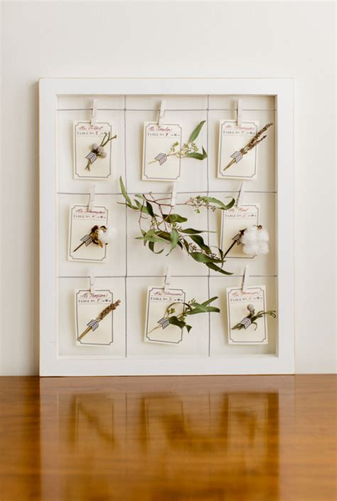 Can You Use Pottery Barn Gift Cards At The Outlet - diy botanical escort cards pottery barn
