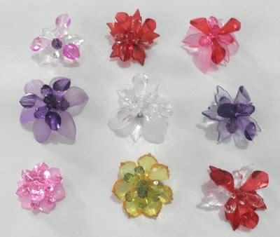 Bross Akrilik griya cantik jelita bross bunga cantik