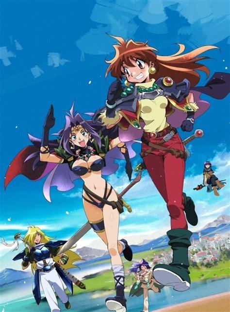 film anime ova crunchyroll delayed quot slayers quot film ova blu ray box