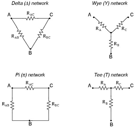 resistor network circuit analysis analysis of dc resistor network using ecad 28 images thevenin s theorem exle circuits and