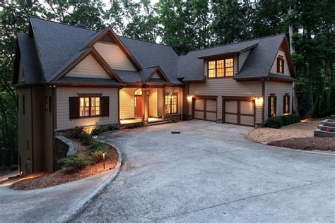 gorgeous craftsman lake lanier home luxury homes