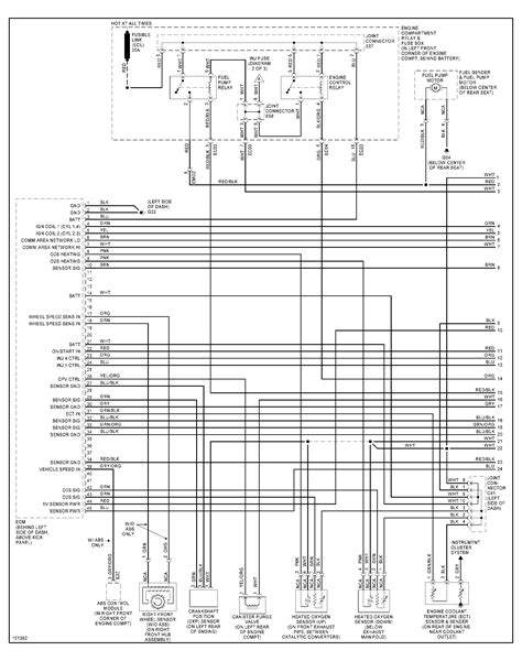 2005 hyundai accent car radio stereo wiring diagram