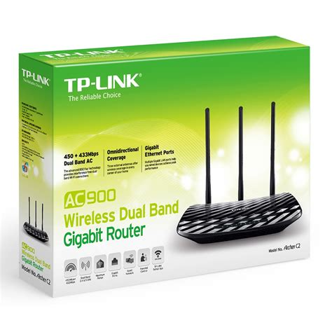 Diskon Tp Link Wireless Dual Band Gigabit Router Tl Wdr4300 tp link archer c2 ac750 wireless dual band gigabit router