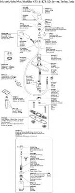 Delta Kitchen Faucet Repair Parts Plumbingwarehouse Delta Kitchen Faucet Parts For