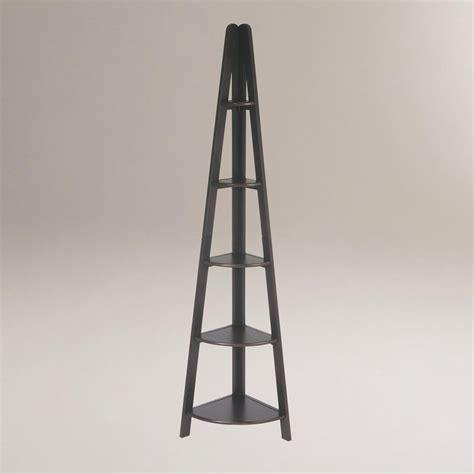 dillon corner ladder bookshelf world market