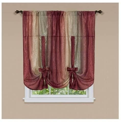 Burgundy Curtains For Living Room by 15 Impressive Burgundy Curtains For Living Room To Buy