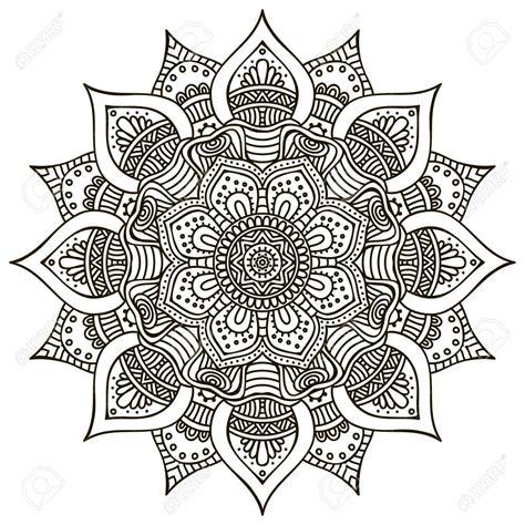 pattern mandala vector mandala round ornament pattern vintage decorative