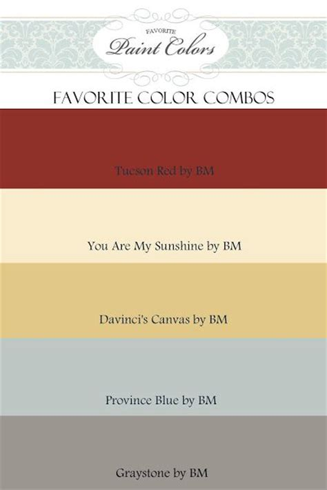 favorite paint colors my coloring book