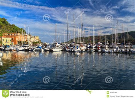 porto azzurro marina marina in porto azzurro stock photo image 46006784
