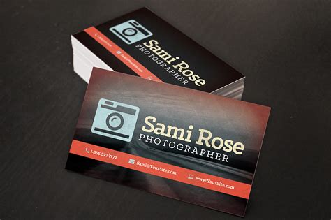 vintage photography business card templates vintage photography business cards by xstortionist on