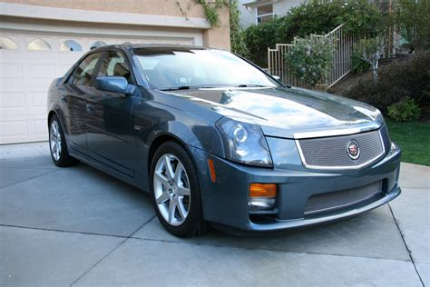 2007 Cadillac Cts Base by 2007 Cadillac Cts V Pictures Cargurus