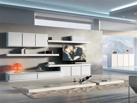 mobili per soggiorno componibili complesso di mobili componibili per soggiorni moderni