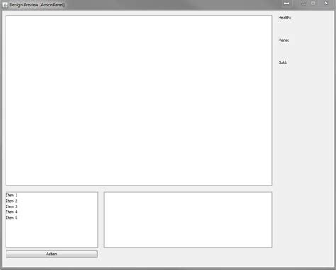 java layout textarea java javafx listview being covered by textarea using