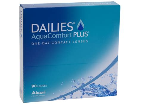 aqua comfort dailies aquacomfort plus 90 pack by ciba vision lensdirect