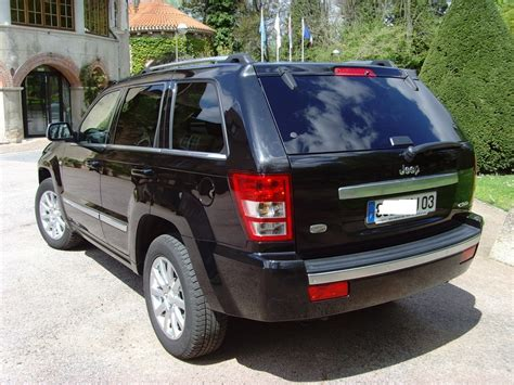 Grand Cherokee 3 0 Crd Probleme by Mon Jeep Grand Cherokee 3 0 V6 Crd Bva Quot Overland Quot Jeep