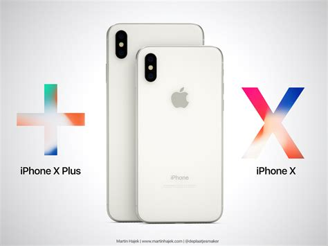iphone 10 plus iphone x plus il colosso da 6 7 potrebbe essere cos 236 macitynet it