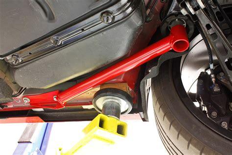 Frame Porsche D 1640 bmr suspension cb008 chassis brace front of rear cradle