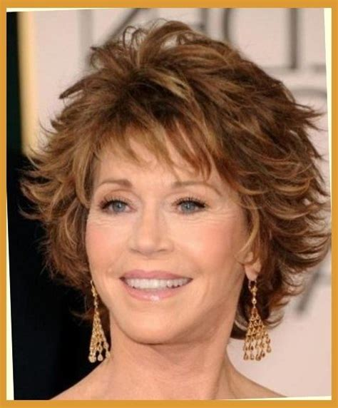 jane fonda haircut pictures shag haircut hairstyles for women over 60 layered shag short