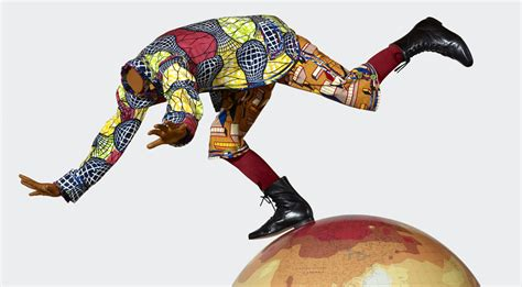 Dutch Colonial Home Yinka Shonibare Mbe Cotton Global Threads