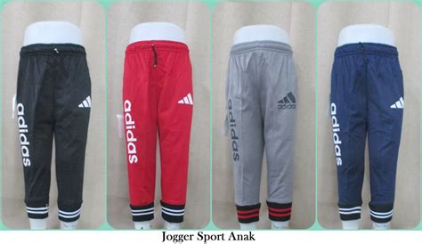 Celana Jogger Termurah Terlaris grosir celana jogger sport anak termurah tanah abang 23ribu