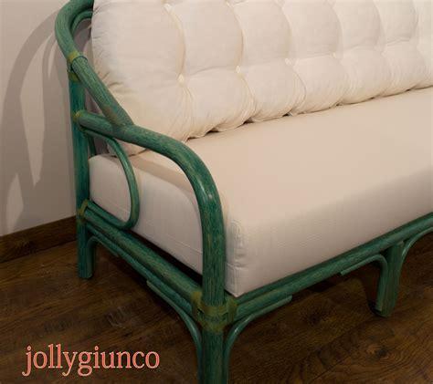 divanetti in vimini produzione mobili in rattan vimini midollino bamboo