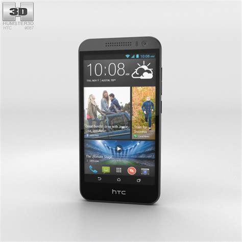 Handphone Htc Desire 616 htc desire 616 black 3d model hum3d