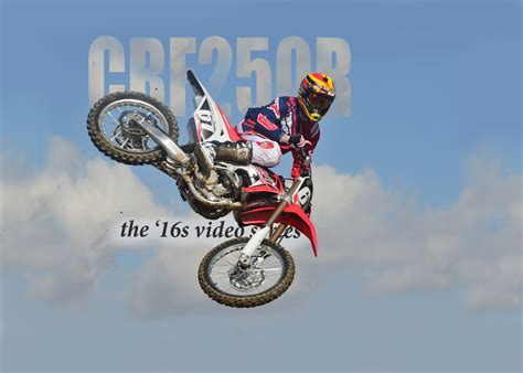 Dirt Bike Giveaway 2016 - 2016 honda crf250r dirt bike magazine