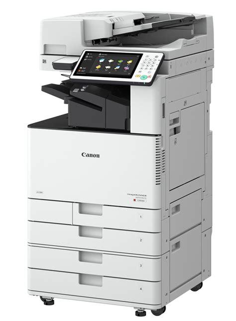 Printer Canon Ir canon imagerunner advance c3530i ii printer copyfaxes