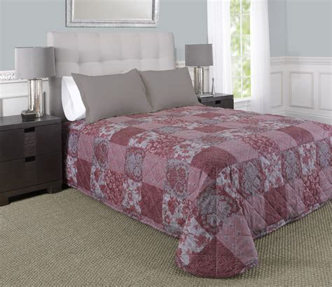 120 X 118 Quilt by 120 Quot X 118 Quot Martex Rx Bedspread King Size Madeline Berry