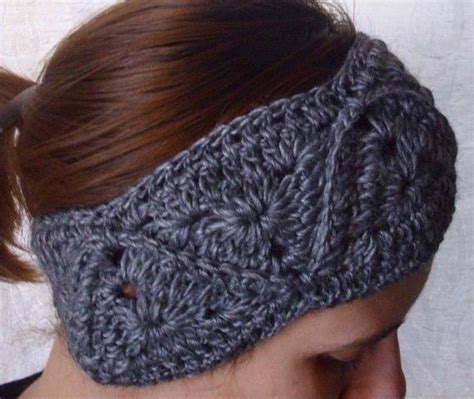 crochet beautiful headbands for your with pdf pattern crochet headband headwrap by threemagicsheep
