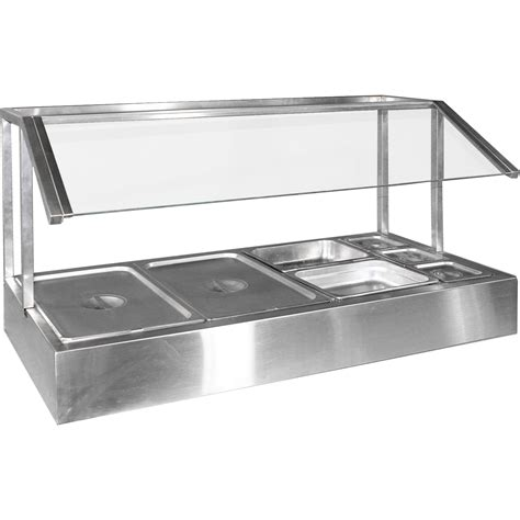 salad bar w sneeze guard countertop air designs