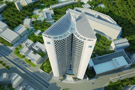 SSH Algeria Gulf Bank Headquarters