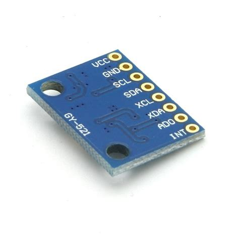 Gy 521 Mpu6050 Sensor Accelerometer Gyroscope Motion 3 Axis 6 Dof Gyro gy 521 mpu6050 3 axis acceleration gyroscope 6dof module
