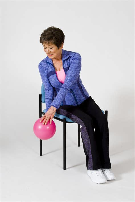 seated core exercises  seniors elcho table