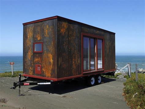 modern tiny house on wheels tiny house big living smart design features from itsy